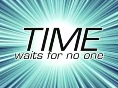 Motivational Monday – The Value of Time