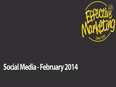 Happy Customers – Social Media Training London – February 2014