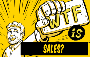 What is sales?