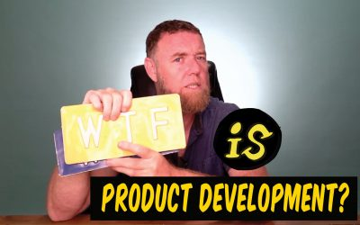 What is product development? WTF marketing jargon busting 022.