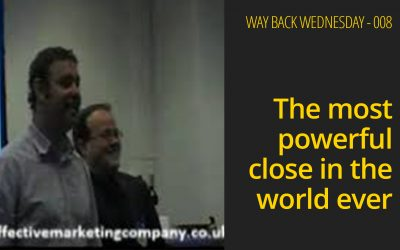 The Most Powerful Close in the World Ever