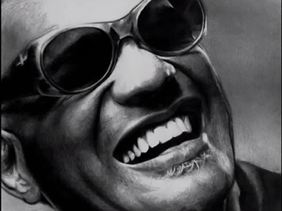 Feeling Funky on Friday – Ray Charles to beat the rain