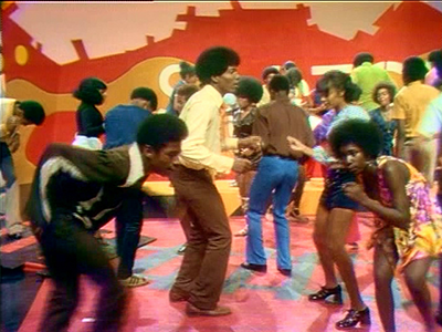 Feeling funky on Friday – Jungle Boogie