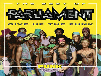 Feeling Funky on Friday – Parliament