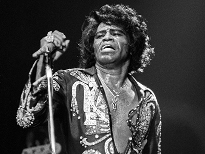 Feeling Funky on Friday – James Brown