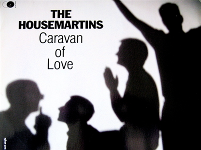Feeling Funky on Friday – Caravan of Love