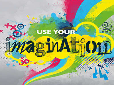 Motivational Monday – Use your Imagination