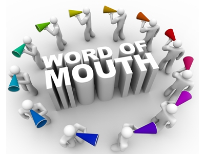 WOM (Word of Mouth Marketing) and the person's power