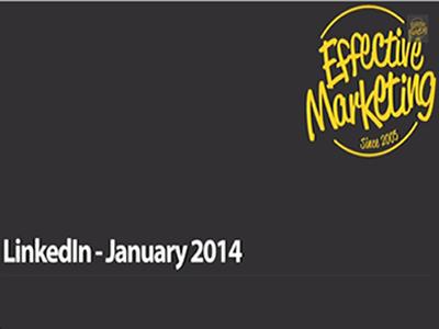Happy Customers – LinkedIn Training London – January 2014