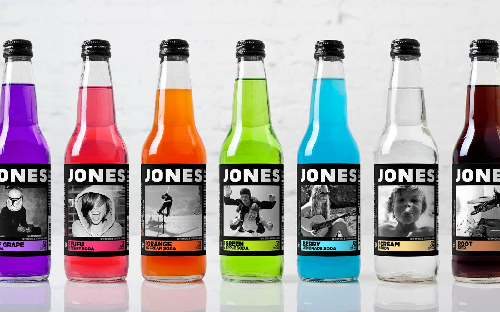 NBC experiential - jones soda