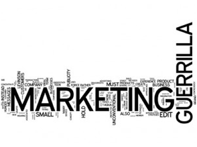If you haven't got a blogging clue about guerrilla marketing
