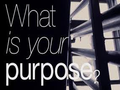 Motivational Monday – What is Your Purpose?