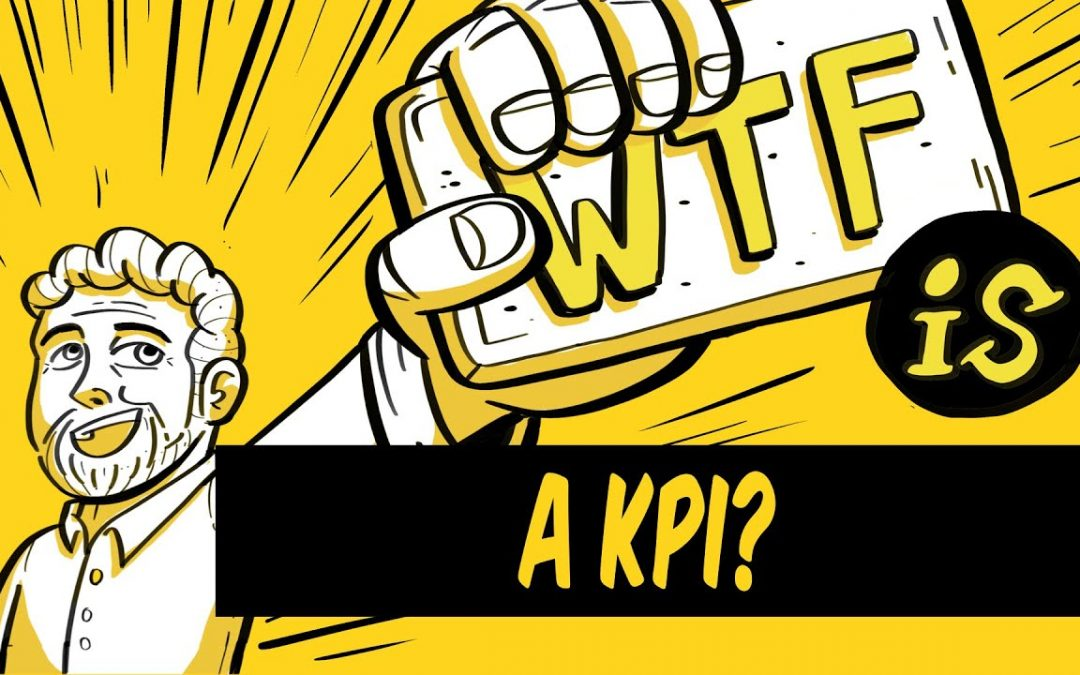 What is a KPI (Key Performance Indicator) in marketing?