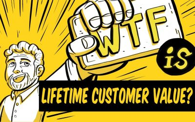 What is lifetime customer value?
