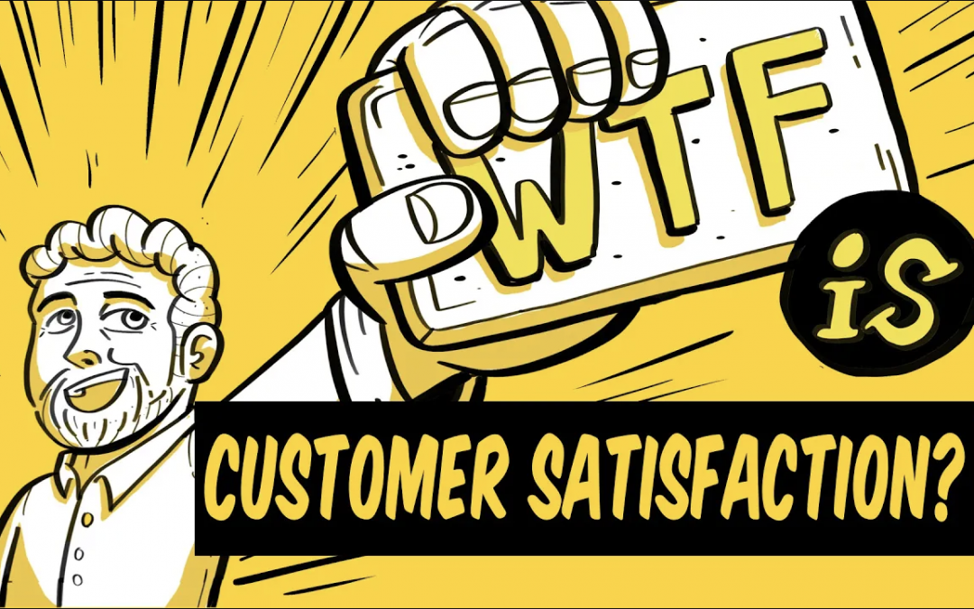 What is customer satisfaction?