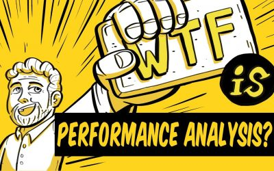 What is performance analysis in marketing?